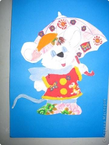 Мышонок Джерри фото 2