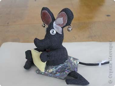 Мышка - Веселушка