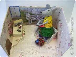 Мышка Нора