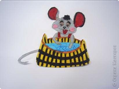 Мышка-помощница