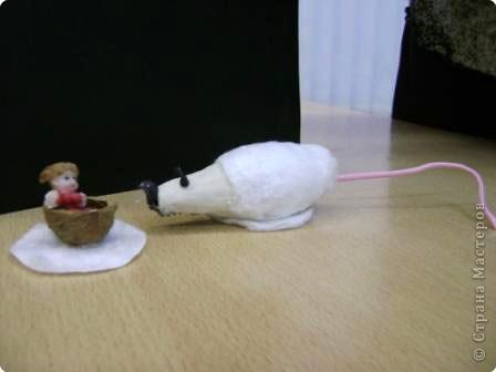 «Ах, как мыши надоели!..» поэтический мышиный коллаж фото 2