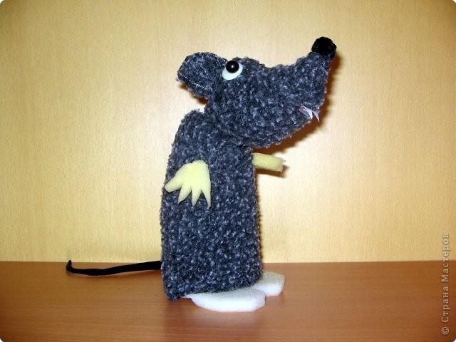 Мягкая игрушка «Крыска – Лариска»