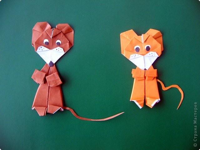 Мышонок Круть и мышонок Верть