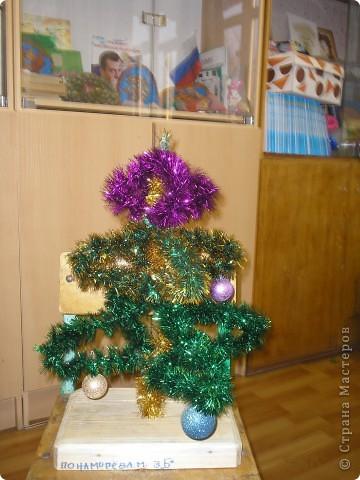 Красавица елка фото 1