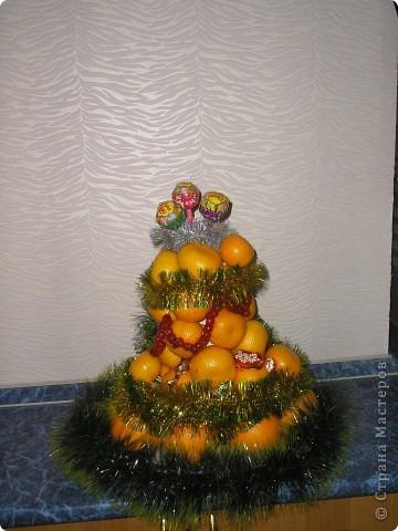 Сладкая елочка фото 1