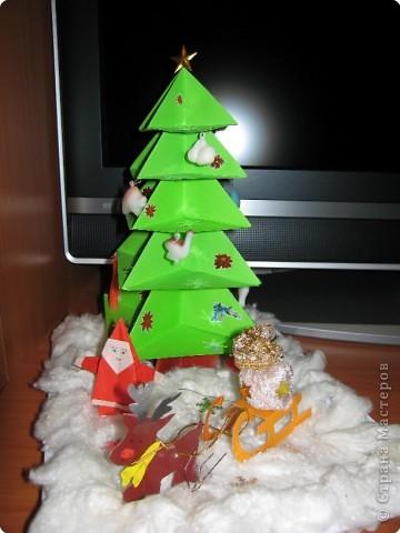 Дед мороз и Ёлка