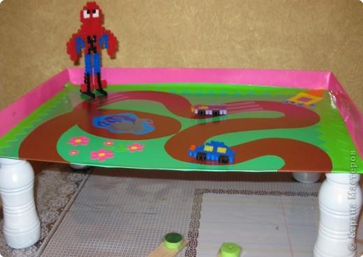 В данной настольной игре используется свойство магнитного притяжения. фото 1
