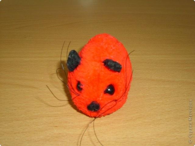 Мышка - норушка