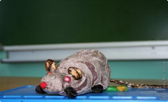 Мягкая игрушка «Крыска  Анфиска»