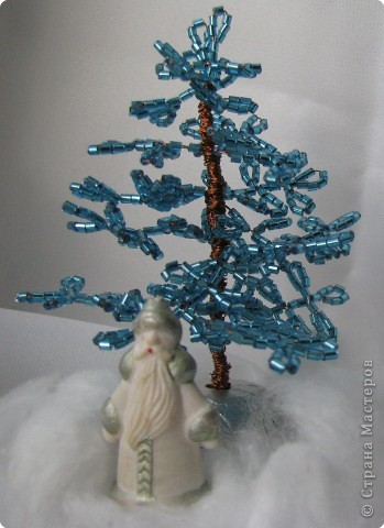 Голубая ёлочка фото 1