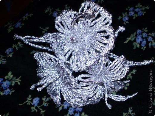 Серебряные лилии фото 1