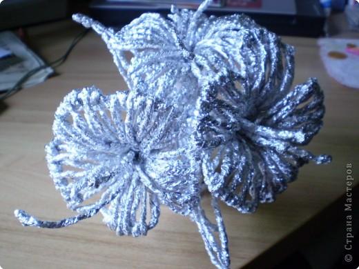 Серебряные лилии фото 2