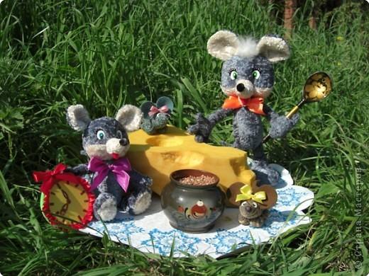 Мышки на пикнике