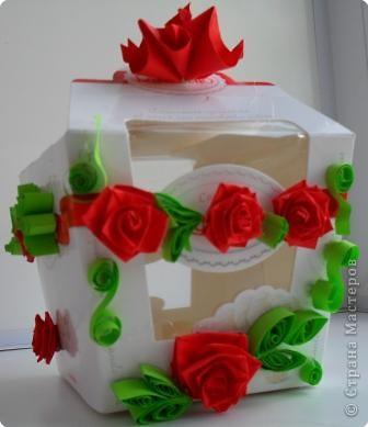 За лето собирается много коробочек от всяких вкусностей, их можно использовать для хранения мелких цветочков и вспоминать о лете! фото 1