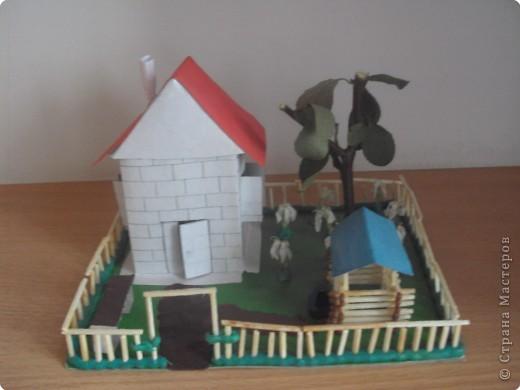 Домик в деревне фото 2