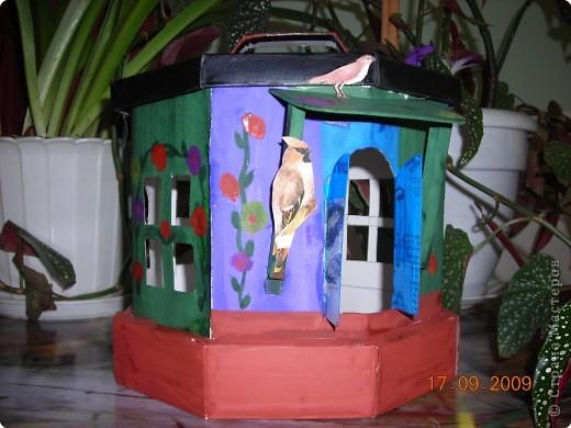 Птичья столовая. фото 1
