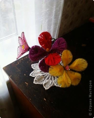 Сказочные цветы фото 2