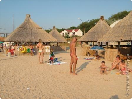 фото девушек на пляже казантип