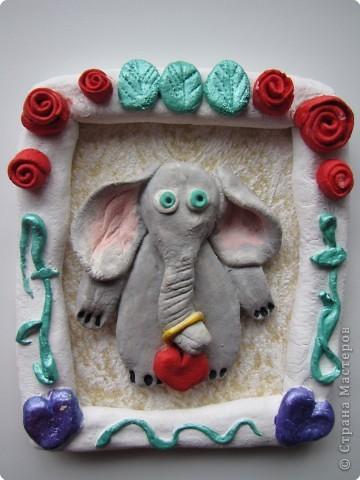 """""""Маленький слоник"""" фото 1"""