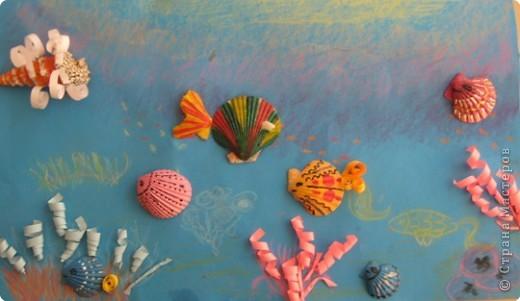 На выставке рыб