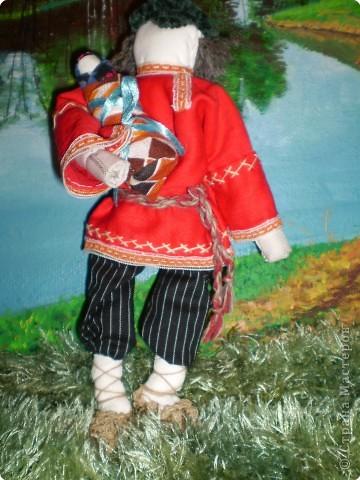 Знакомство младенца с красотой русской природы фото 2