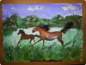Я мечтаю чтобы у меня дома жила лошадка, с которой я буду дружить и за ней ухаживать.