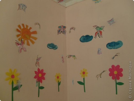 Как ветерок загляет в комнату, наши бабочки оживают! фото 1