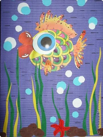 Рыбка Мечта, которая исполнит все мои желания.