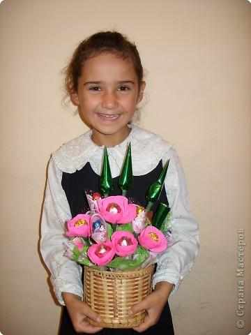 Такие вкусные цветочки оставят в памяти ЛЕТО-2009  фото 2