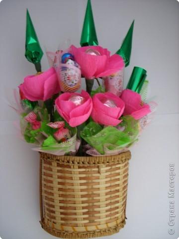 Такие вкусные цветочки оставят в памяти ЛЕТО-2009  фото 1