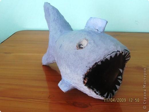Чудо-юдо, рыба-кит.