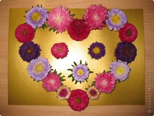 Сердечное послание От цветущего сада. Мира, добра и процветания!