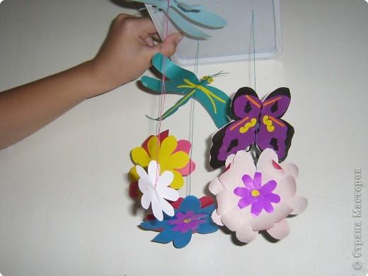 цветочная поляна (мобиль) фото 1
