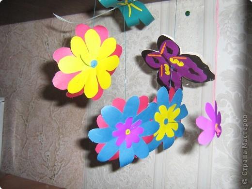 цветочная поляна (мобиль) фото 2