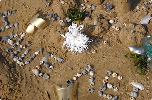 Вот такие чудеса вытворяем из песка. фото 3