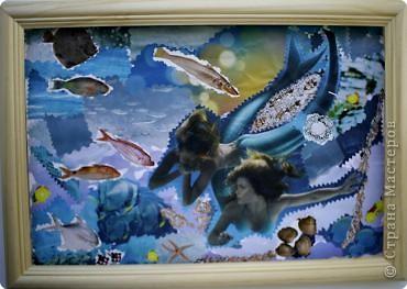 """Мечты о море"""