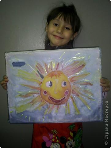 """""""Солнышко лучистое"""" фото 1"""