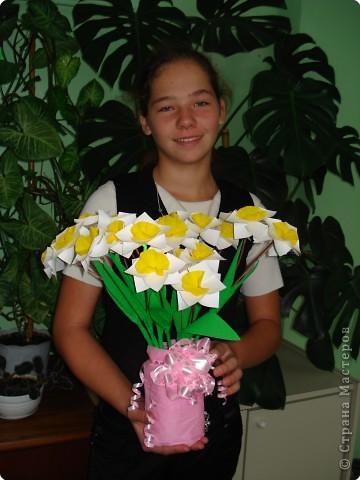 Я Вам дарю букет цветов!