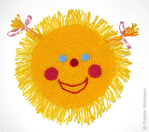 Какое ж лето без солнышка? Пусть это солнце греет всех до наступления следующего лета!