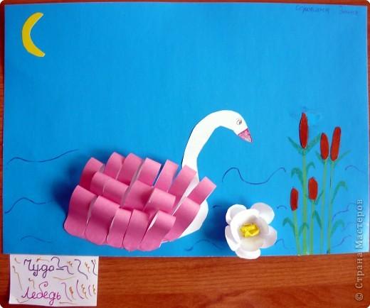 Наши лебеди фото 3