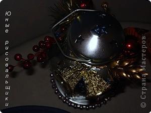 Новогодний фонарик фото 2