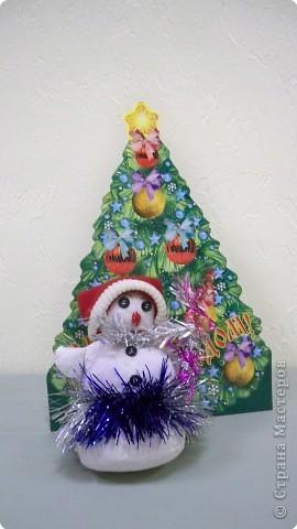 Снеговик на маскараде фото 2