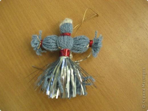 куколка на ёлку