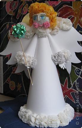 Белый ангел  Рождества