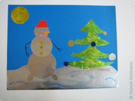 Друзья Снеговики фото 1
