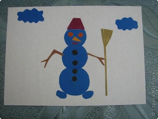 Друзья Снеговики фото 3