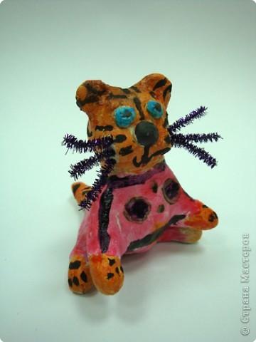 Полосатый тигренок фото 1
