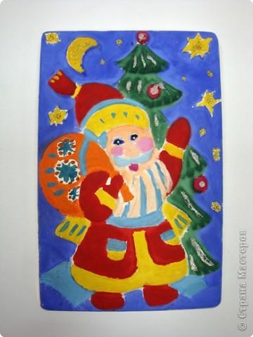 Дед Мороз для мамы