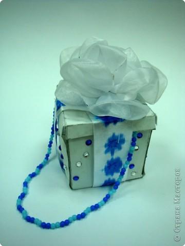 Снежная коробочка