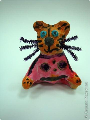 Полосатый тигренок фото 2